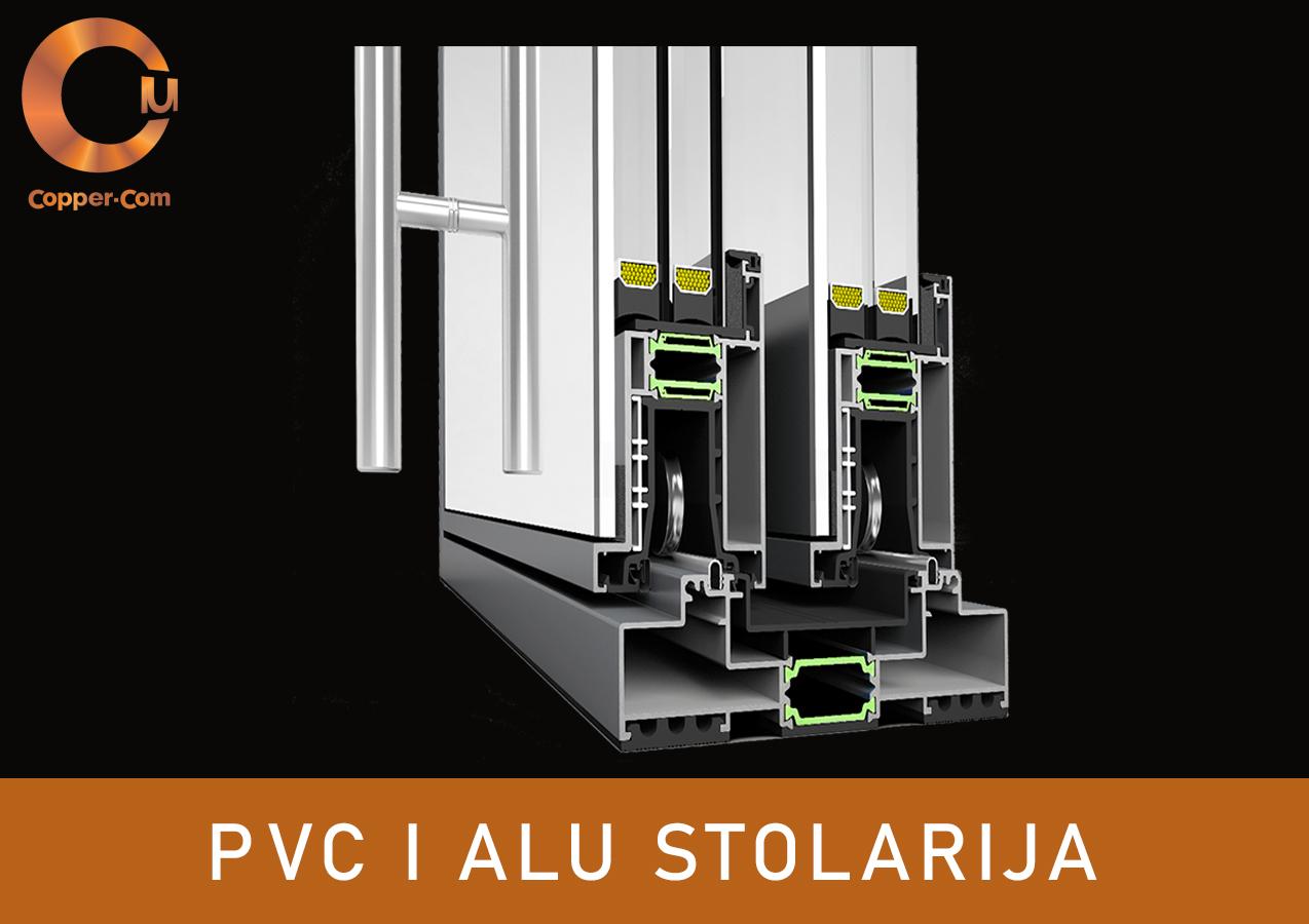ALU I PVC
